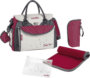 BABYMOOV Přebalovací taška Baby Style – Chic
