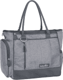 BABYMOOV Přebalovací taška s podložkou Essential Bag - Smokey