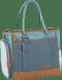BABYMOOV Přebalovací taška s podložkou Essential Bag - Petrol