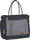 BABYMOOV Prebaľovacia taška s podložkou Essential Bag - Black