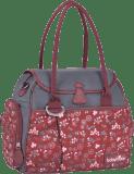 BABYMOOV Přebalovací taška s podložkou Style Bag Cherry