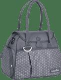 BABYMOOV Torba do przewijania z podkładką Style Bag – Zinc