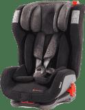 AVIONAUT Fotelik samochodowy EVOLVAIR SOFTY 2018 (9-36 kg) - czarno-szary