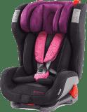 AVIONAUT Fotelik samochodowy EVOLVAIR SOFTY 2018 (9-36 kg) - czarno-różowy