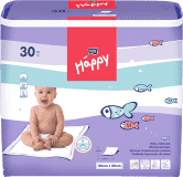 BELLA HAPPY Dětské podložky 60x60cm (30 ks)