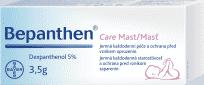 BEPANTHEN® Care Masť 3,5g - chráni pred vznikom zaparenín