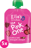 5x ELLA'S Kitchen, Pink One (Třešeň) 90 g