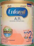 ENFAMIL A.R. 2 (400g) Mleko następne dla niemowląt z tendencją do ulewań, 6-12 miesięcy