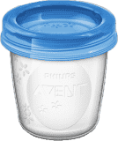 Philips AVENT VIA poháriky 180 ml, 5 ks