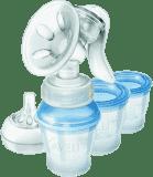 Philips AVENT Odsávačka materského mlieka Natural s VIA systémom