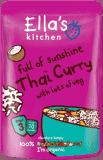 ELLA'S Kitchen Obiadek BIO tajskie curry warzywne 10m+