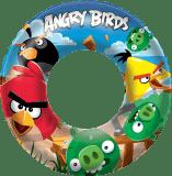 BESTWAY Koło do pływania Angry Birds 56cm