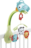 FISHER-PRICE Karuzela 3w1 Rainforest