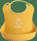 BABYBJÖRN Śliniaczek Soft – żółty