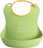 BABYBJÖRN Śliniaczek Soft - zielony