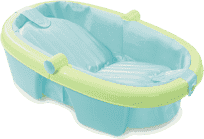 SUMMER INFANT Kúpacia vanička skladacie