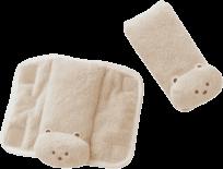 SUMMER INFANT Návleky na pásy Tan Bear (2ks)