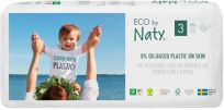 NATY NATURE BABYCARE 3 MIDI, 50 ks (4-9 kg) ECONOMY PACK - jednorazové plienky