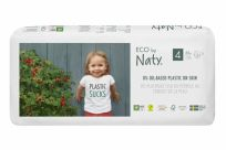 NATY NATURE BABYCARE 4 MAXI, 44 ks (7-18 kg) ECONOMY PACK - jednorazové plienky