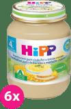 6x HIPP BIO Zemiaky a kukurica s morčacím mäsom (125 g) - mäsovo-zeleninový príkrm
