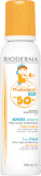 BIODERMA Photoderm KID opaľovací pena SPF 50+ 150 ml