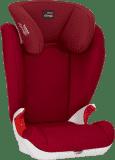 RÖMER Kid II autosedačka 15 - 36 kg Flame Red 2017