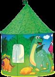 BINO Dětský stan - Dinosauří hrad
