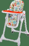 PETITE&MARS Jídelní židlička Zola – oranžová