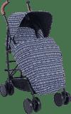 PETITE&MARS Pokrowiec na nóżki do wózka Musca - Heritage edition