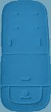 PETITE&MARS Wkładka do wózka Memory – niebieska