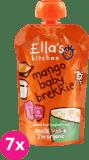 6x ELLA´S Kitchen Snídaně - Mango ajogurt 100g