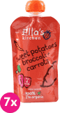 7x ELLA´S Kitchen Sladké brambory, brokolice amrkev 120g