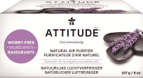 ATTITUDE Naturalny odświeżacz powietrza – lawenda i eukaliptus 227g