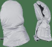 ODENWÄLDER Muffolo rukavice na kočárek 2017 – light silver