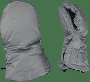 ODENWÄLDER Muffolo rukavice na kočárek 2017 – stone