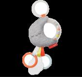 SKIP HOP Hračka na kočík Mesiačik Silver Lining