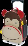 SKIP HOP Zoo Kufrík cestovný - Opička