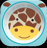 SKIP HOP Zoo Miska - Žirafa