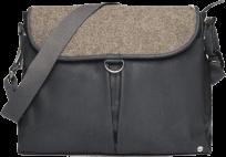 BABYMEL Přebalovací taška Ally – Grey