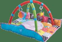 TAF TOYS Hracia deka s hrazdičkou pre novorodencov