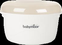 BABYMOOV Sterilizátor do mikrovlnnej rúry Cream