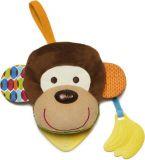 SKIP HOP BB Knižka maňuška Opička