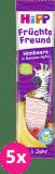 5x HIPP BIO Ovocná tyčinka Banán-Jablko-Maliny, 23 g