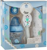 TOMMEE TIPPEE Zestaw upominkowy z butelką 150 ml C2N – niebieska