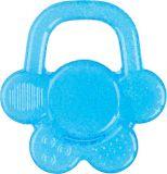 BABYONO Hryzadlo chladiace kvetinka – modrá