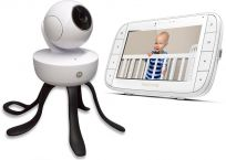 MOTOROLA MBP 855 HD Connect – elektronická detská pestúnka s kamerou