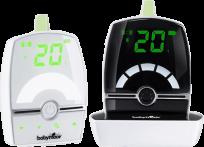 BABYMOOV Premium Care Digital Green 2017 – dětská chůvička