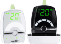 BABYMOOV Premium Care Digital Green 2017 - detská pestúnka