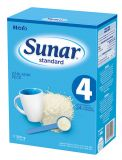 Expirace: 27.3.2020 SUNAR Standard 4 (500g) – kojenecké mléko