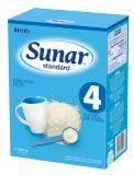 Expirácia: 27.3.2020 SUNAR Standard 4 (500g) – dojčenské mlieko